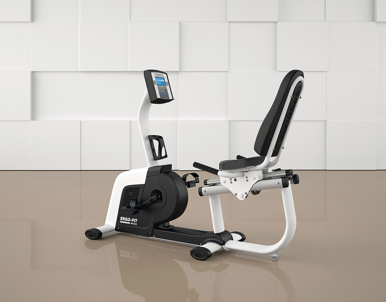 ERGO-FIT Recumbent Bike