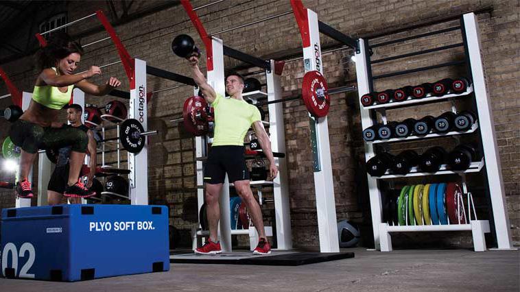 ESCAPE Fitness OCTAGON