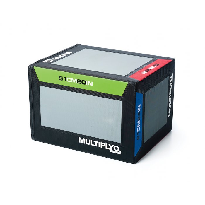 ESCAPE Fitness MultiPlyo Soft Box